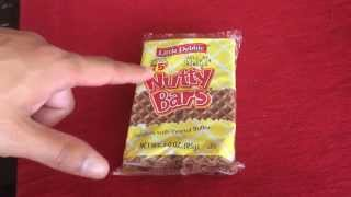 Little Debbie Nutty Bars Review (viewer Request)