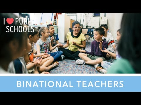 Binational Teacher Exchange Program