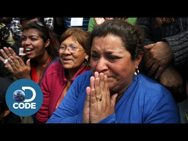 How Did the Trapped Chilean Miners Survive for 69 Days? - Rescued: The Chilean Mine Story [4/5]