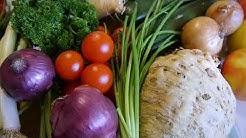 Örtliche Wochenmärkte besuchen! (Obst und Gemüse)