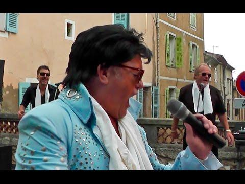 Elvis returns to Callian, La Cote D'Azur