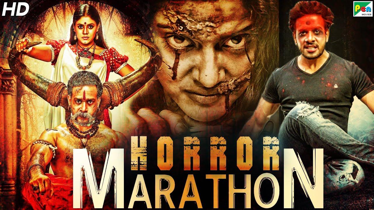 Download New Horror Movies Marathon   Hindi Dubbed Movies 2021   Kaher Ek Raat, Pottu Ek Tantra