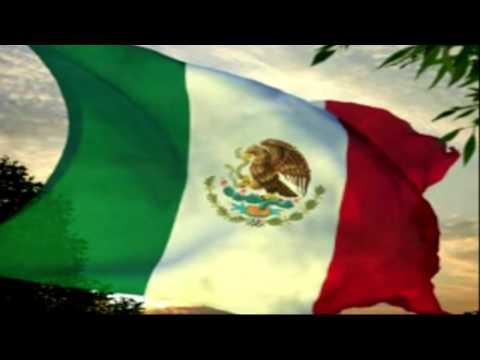 Himno Nacional de los Estados Unidos Mexicanos.