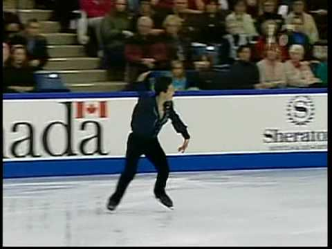 ☆ 2009 Nationals FS Recap Patrick Chan (bold)