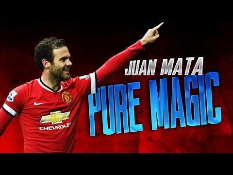 Juan Mata ● Pure Magic ● Amazing...