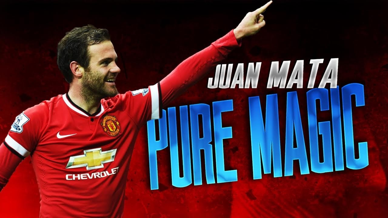 Juan Mata Pure Magic Amazing Goals,Skills,Passes And