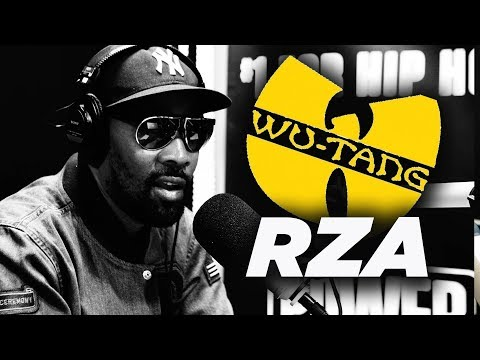 RZA Explains The Creation Of The Wu-Tang Symbol
