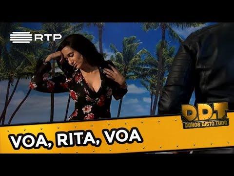 Voa, Rita, voa | Donos Disto Tudo | RTP