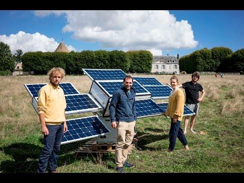 SunZilla: A DIY Solar-Powered Generator To Go