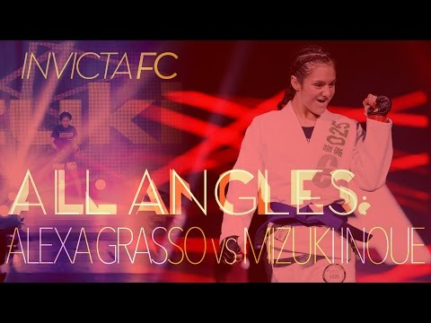 All Angles: Alexa Grasso vs. Mizuki Inoue