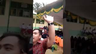 Pelepasan siswa siswi kelas IX MTs Negri Lohsari