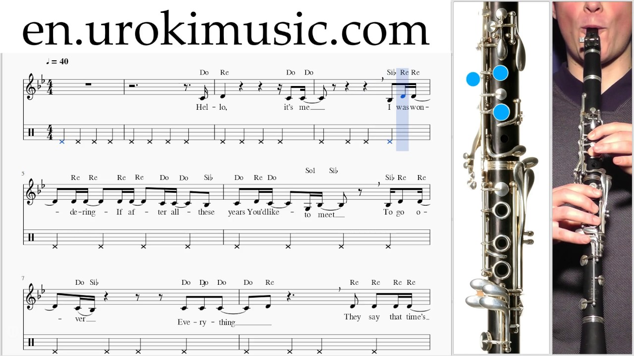 How to Play the Clarinet : How to Begin Playing the ...