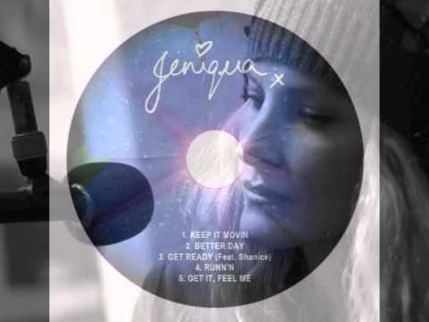 GET READY Feat. Shanice (Jeniqua EP)