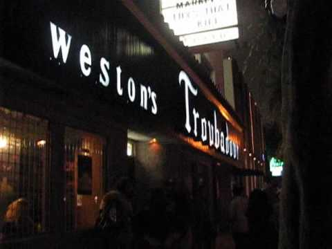 Travel Atmosphere - Troubadour West Hollywood, CA feat. Gram Rabbit