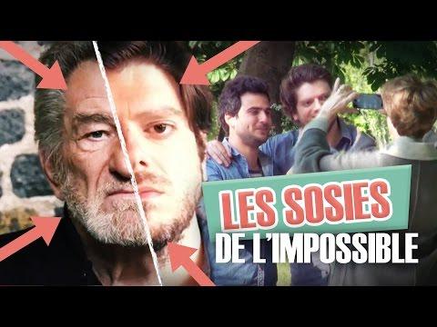 Pranque : Les sosies de l'impossible / Prank : Improbable French stars dopplegängers