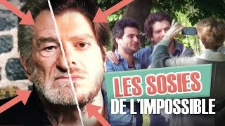 Pranque : Les sosies de l'impossible / Prank : Improbable French stars dopplegängers