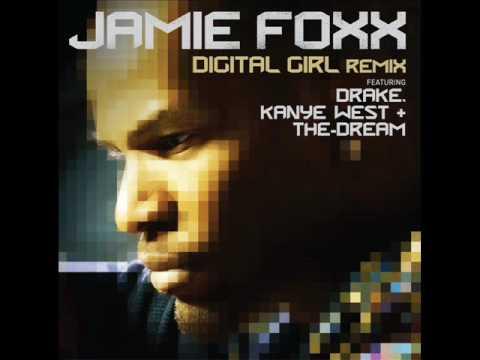 Digital Girl - Jamie Foxx feat. Kanye West & The Dream