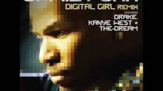Digital Girl - Jamie Foxx feat. Kanye West & The Dream