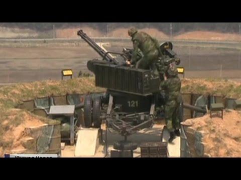 Кореи на грани войны