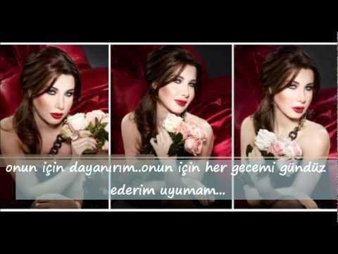 Nancy Ajram-Ana Menno Turkish Subtitle
