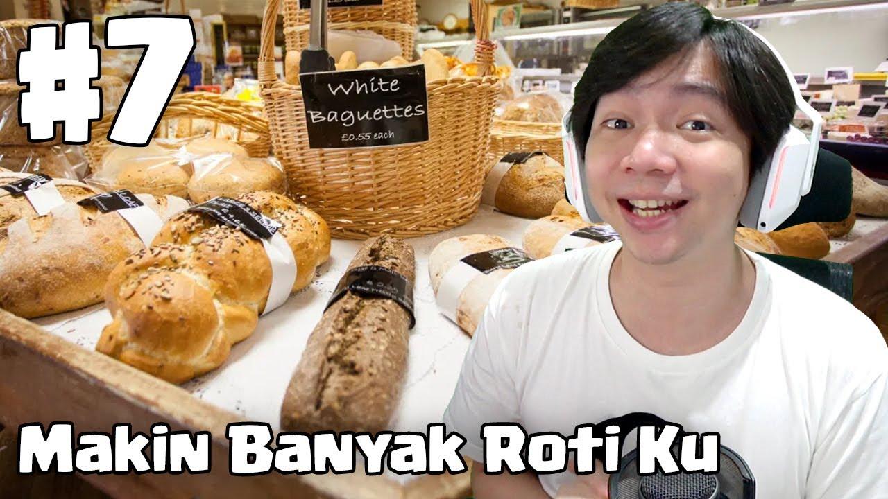 Makin Banyak Rotiku - Bakery Shop Simulator Indonesia #7