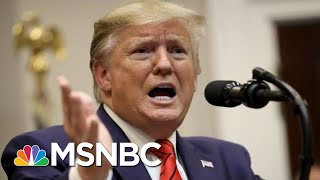 New FOX News Poll: Most Americans Want Trump Impeached And Out Of Office | The 11th Hour | MSNBC