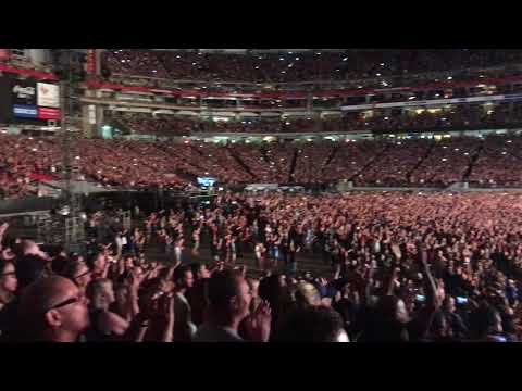 U2 - Where The Streets Have No Name - Sept., 19, 2017 - Phoenix