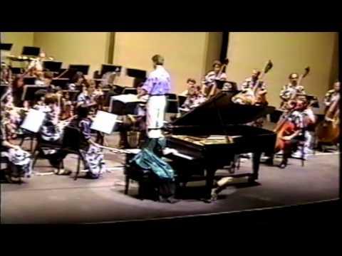 Donna Shin Piano with Honolulu Symphony