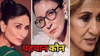 बूढ़े होने पर पहचान नहीं पाओगे अपने Favorite Star को   Bollywood FaceApp Old Age Filter
