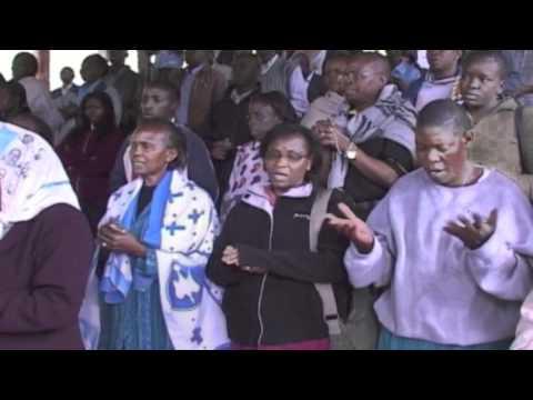 Subukia - sanktuarium maryjne franciszkanów w Kenii - 1