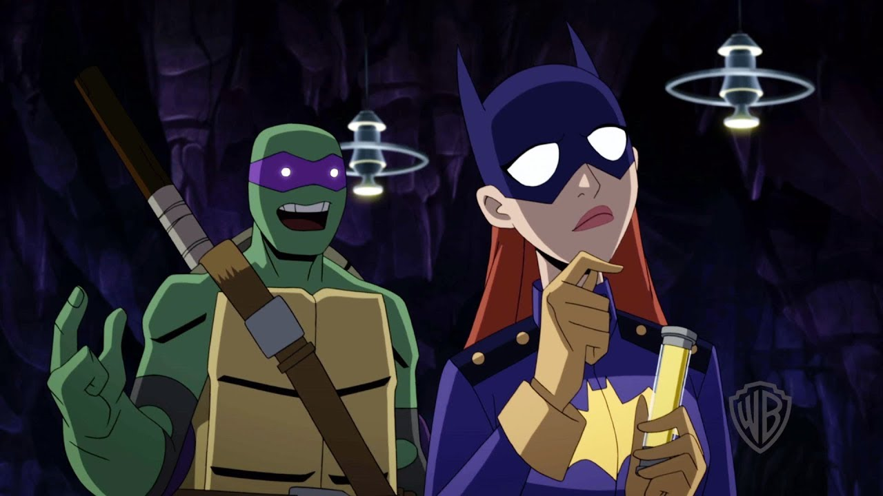 Batman Vs Teenage Mutant Ninja Turtles Ooze Exclusive Youtube