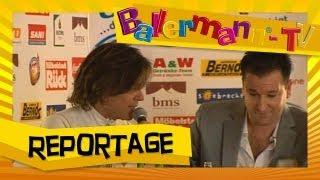 Rückblick: Wendler vs. Krause und Henning - Die Skandalpressekonferenz ++ BALLERMANN.TV REPORTAGE