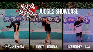 BOTY INDO 2015 - JUDGES SHOWCASE | STRIFE.TV INDONESIA
