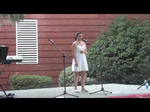 Maddie Hunt Singing