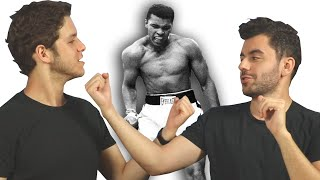 Genclerin Tepkisi: Muhammed Ali