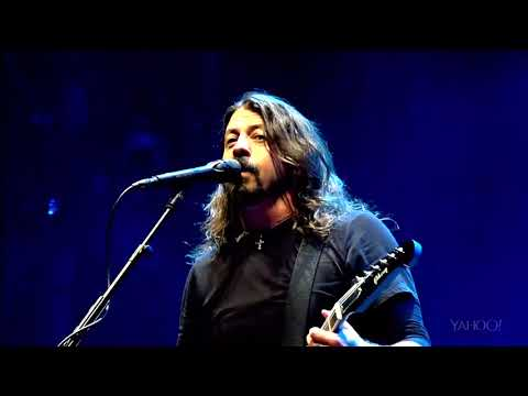 Foo Fighters  -  City Park, New Orleans (28/10/2017) PRO 1
