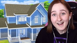 How to Build a House in The Sims 4 (Builder