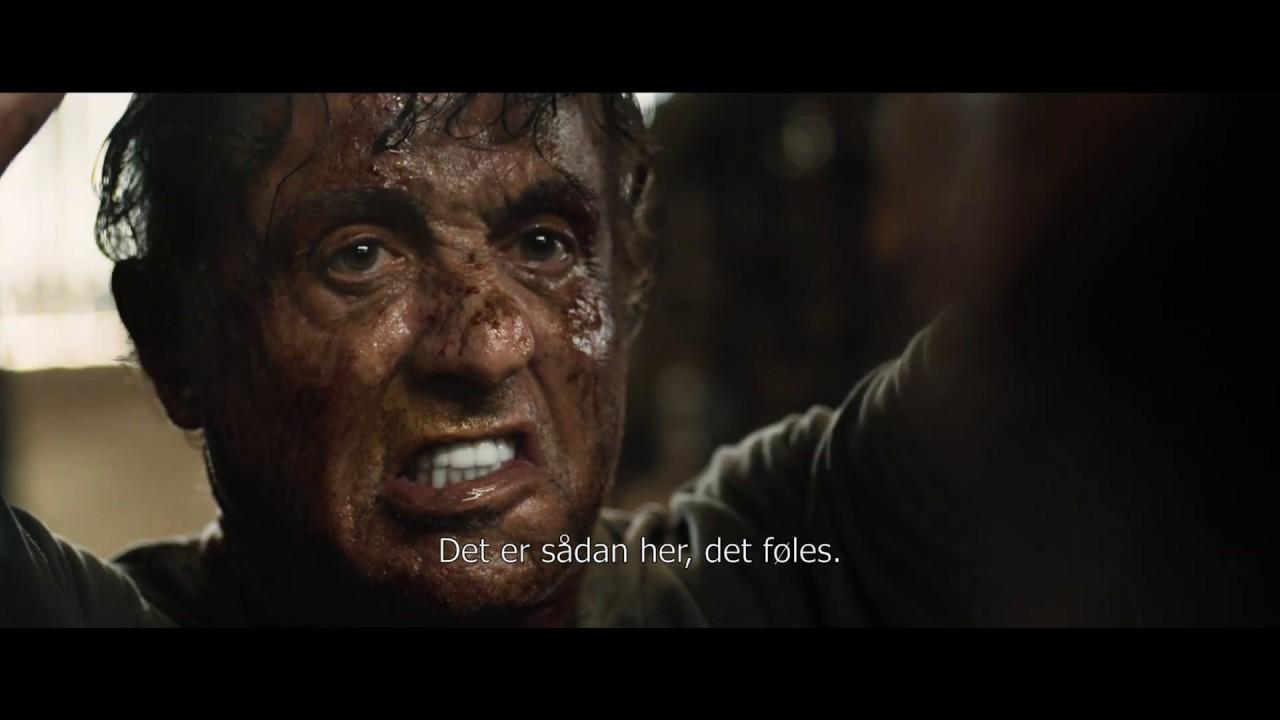 Rambo: Last Blood  - Dansk Trailer 2 - Biografpremiere den 19. september 2019