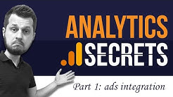 [Analytics Secrets] Chapter 1: Analytics & AdWords Integration