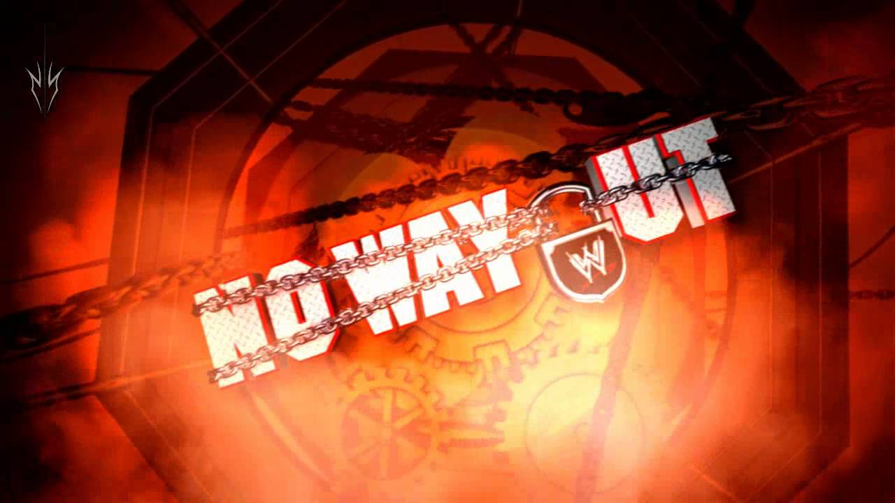 No Way Out Graphics Package