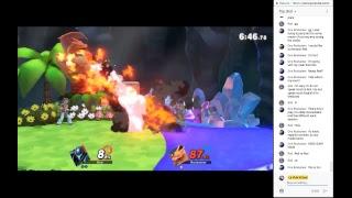 Super Smash Bros. Ultimate: Online VS Subs + Elite Grind
