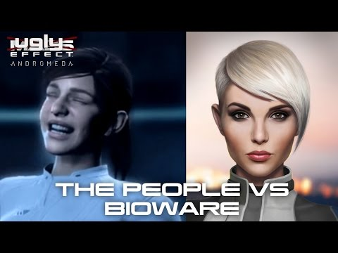 Thumbnail: Ugly Effect Andromeda: The People Vs Bioware (Mass Effect Andromeda)