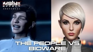 Ugly Effect Andromeda: The People Vs Bioware (Mass Effect Andromeda)