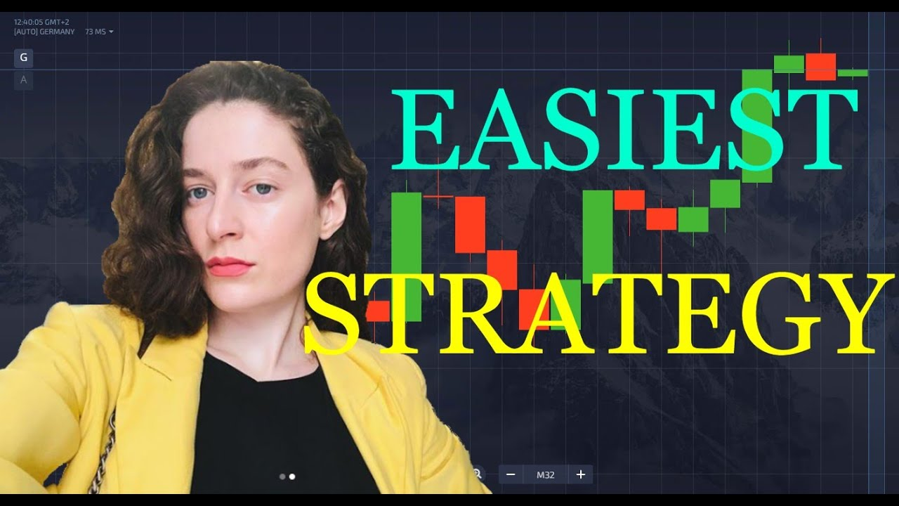 Pocket Option Easiest Strategy   Moving Average and RSI combination