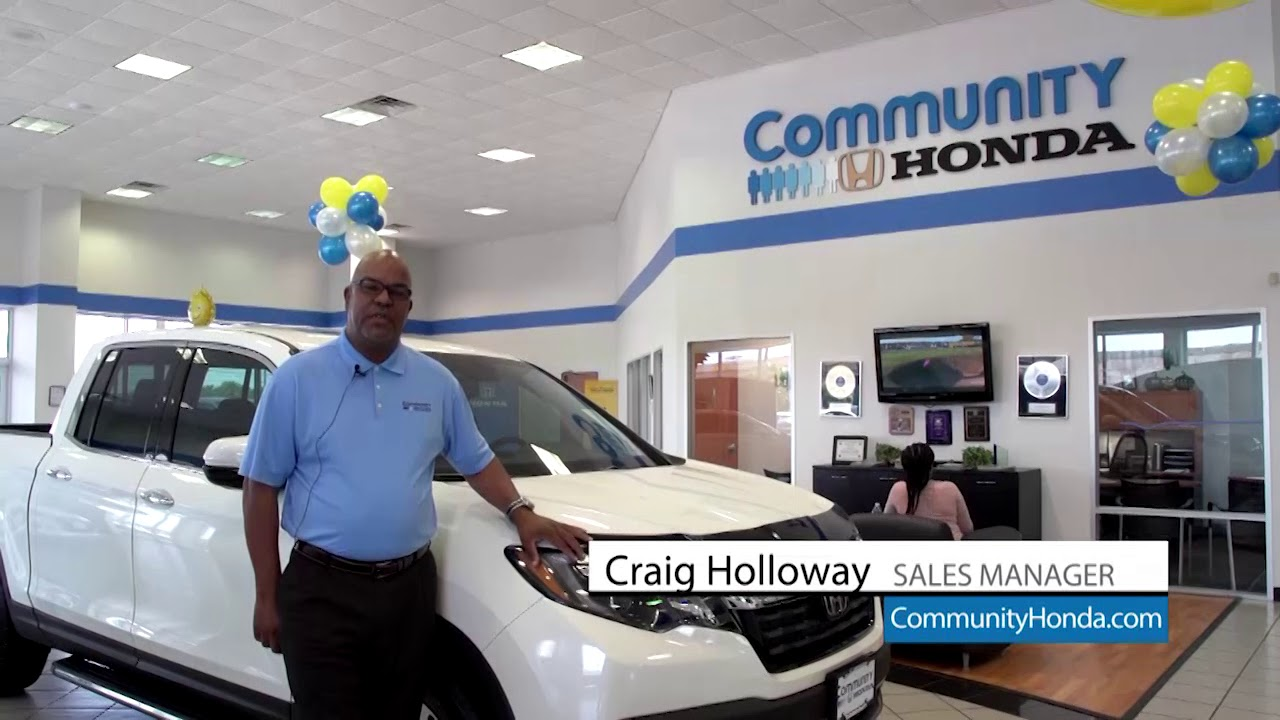 Find Your New Ride With Craig, Sales Manager | Baytown Honda Dealer