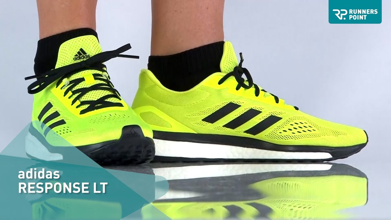 Adidas Response Boost Lt Mens Running Shoes Review