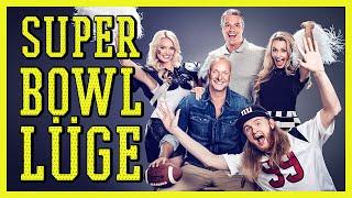 Die SUPER BOWL LÜGE - von wegen 800 Millionen Zuschauer // Tomy Hawk TV