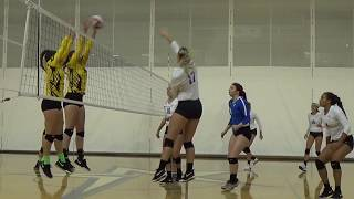 OCU Volleyball Highlights vs. Central Christian - Sept. 7, 2018