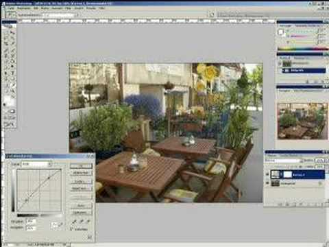 photoshop tutorial 1 grauschleier entfernen youtube. Black Bedroom Furniture Sets. Home Design Ideas