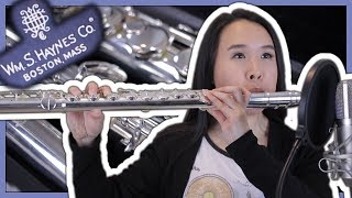 Haynes Amadeus 570 & 670 Alto Flutes! | FCNY Sponsored Review